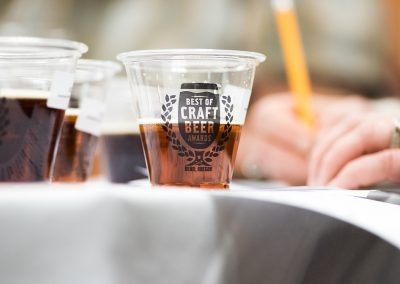 2018 Best of Craft Beer Awards Judging