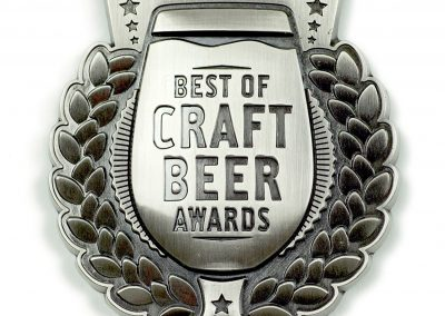 Best of Craft Beer Awards - Silver Medal