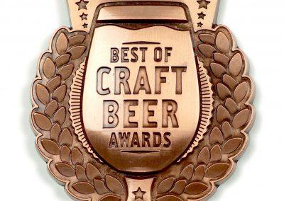 Best of Craft Beer Awards - Bronze Medal
