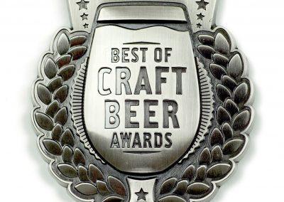 Best of Craft Beer Awards - Silver Medal